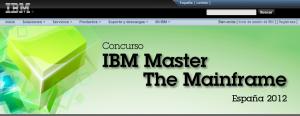 IBM Master the Mainframe contest